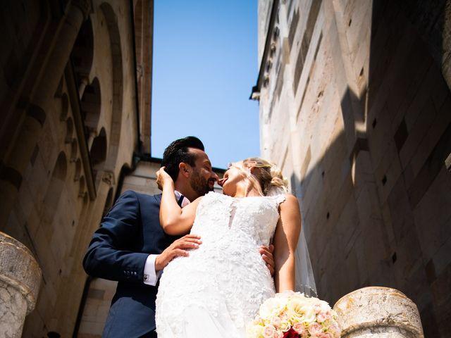 Il matrimonio di Salvatore e Malwina a Verona, Verona 27