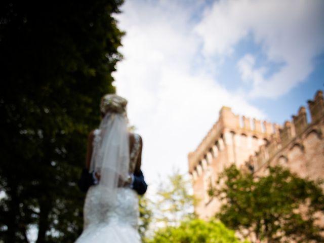 Il matrimonio di Salvatore e Malwina a Verona, Verona 33