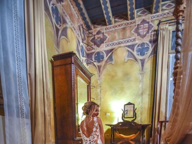 Il matrimonio di Salvatore e Malwina a Verona, Verona 37