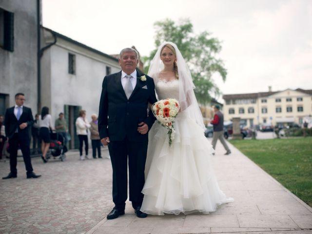 Il matrimonio di Michele e Annalisa a Treviso, Treviso 32