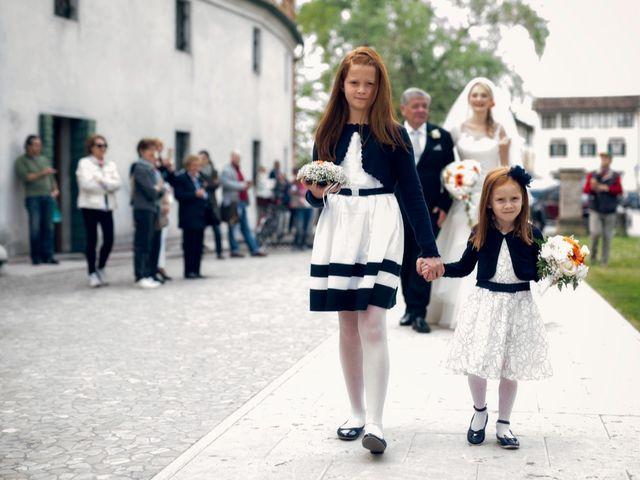 Il matrimonio di Michele e Annalisa a Treviso, Treviso 33