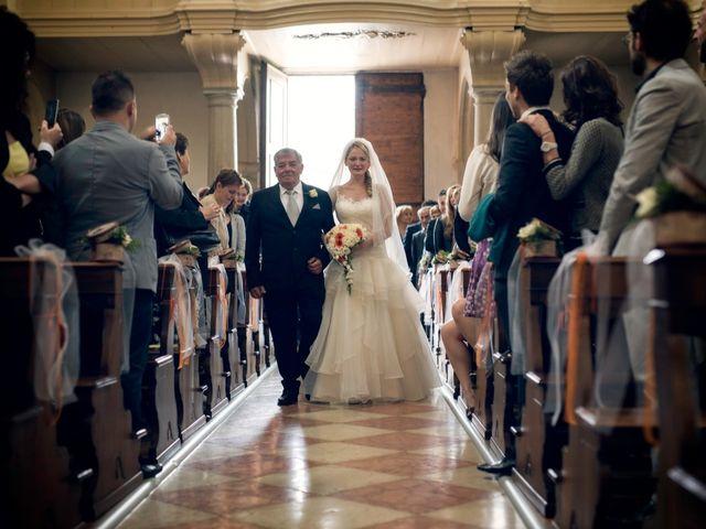 Il matrimonio di Michele e Annalisa a Treviso, Treviso 35