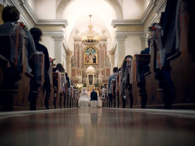 Il matrimonio di Michele e Annalisa a Treviso, Treviso 36