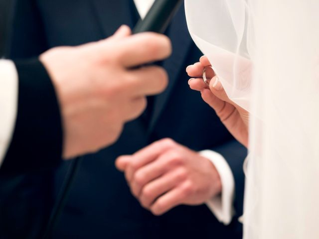 Il matrimonio di Michele e Annalisa a Treviso, Treviso 55
