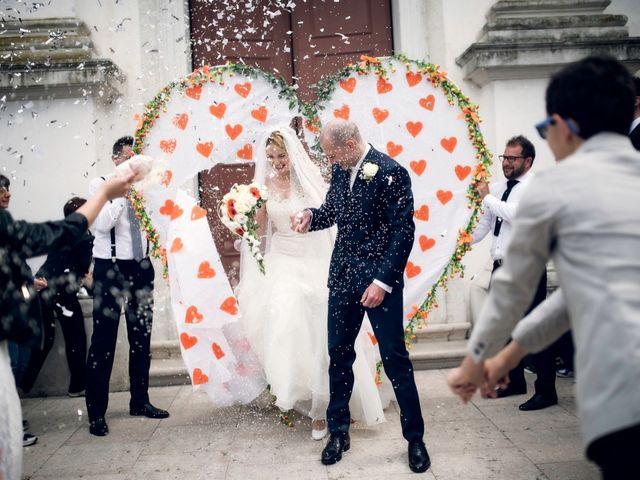 Il matrimonio di Michele e Annalisa a Treviso, Treviso 64