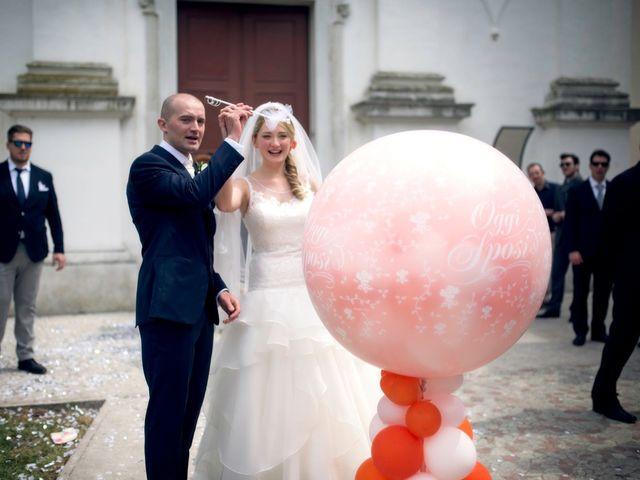 Il matrimonio di Michele e Annalisa a Treviso, Treviso 67
