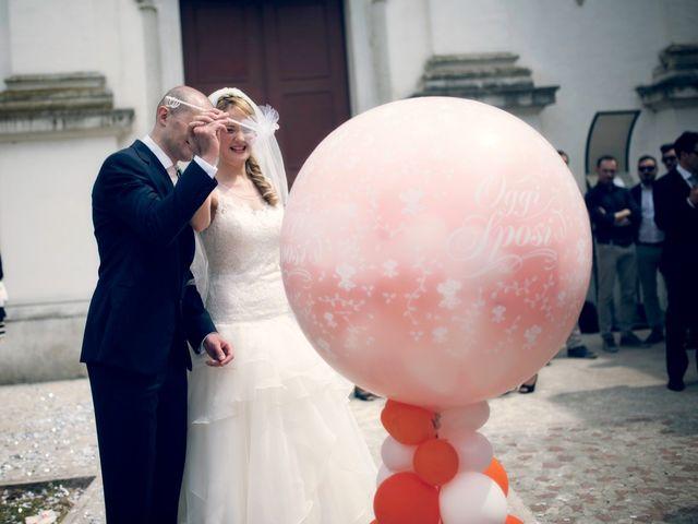 Il matrimonio di Michele e Annalisa a Treviso, Treviso 68