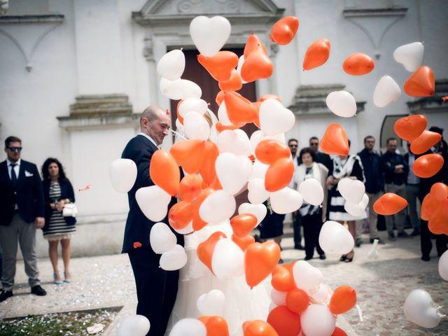 Il matrimonio di Michele e Annalisa a Treviso, Treviso 69