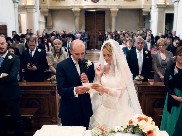 Il matrimonio di Michele e Annalisa a Treviso, Treviso 70