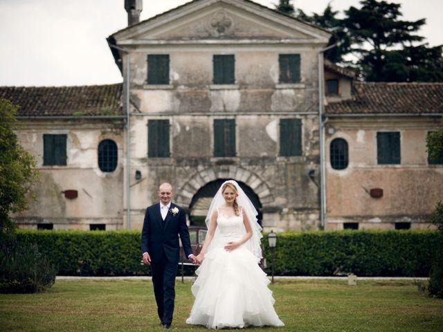 Il matrimonio di Michele e Annalisa a Treviso, Treviso 71