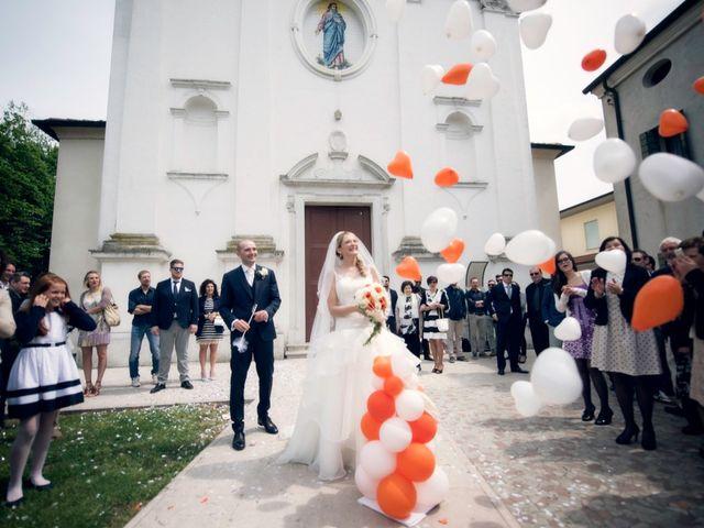 Il matrimonio di Michele e Annalisa a Treviso, Treviso 72