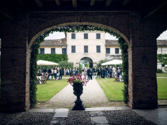 Il matrimonio di Michele e Annalisa a Treviso, Treviso 77