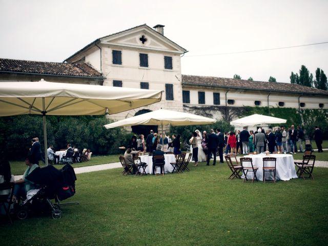 Il matrimonio di Michele e Annalisa a Treviso, Treviso 78