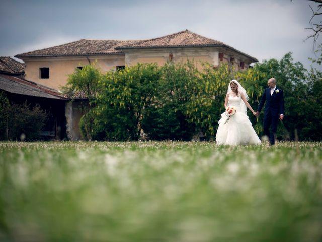 Il matrimonio di Michele e Annalisa a Treviso, Treviso 79