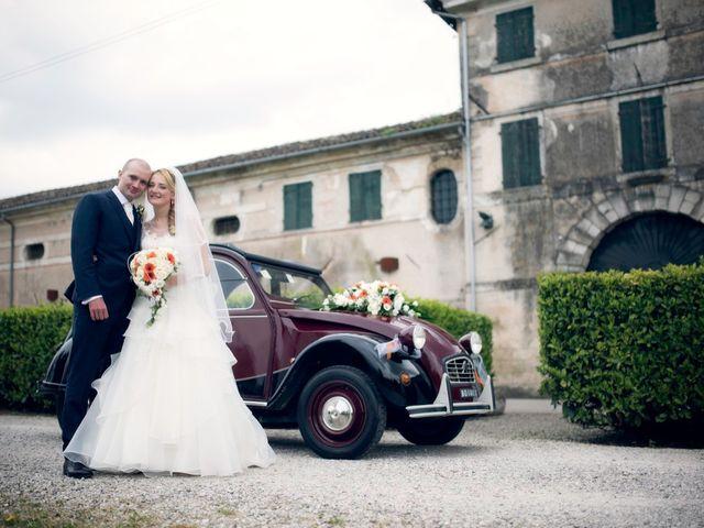 Il matrimonio di Michele e Annalisa a Treviso, Treviso 81