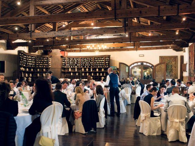 Il matrimonio di Michele e Annalisa a Treviso, Treviso 89