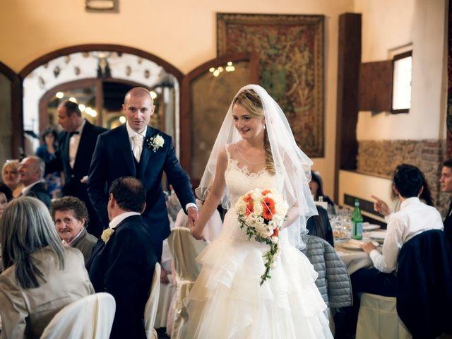 Il matrimonio di Michele e Annalisa a Treviso, Treviso 91