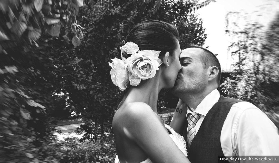 Il matrimonio di Davide e Silvia a Casirate d'Adda, Bergamo