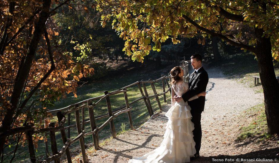 Il matrimonio di Andrea e Valeria a Gropparello, Piacenza