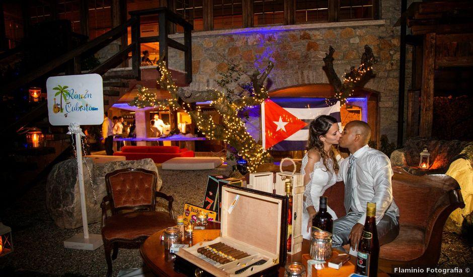 Il matrimonio di Edriel e Greta a Revine Lago, Treviso