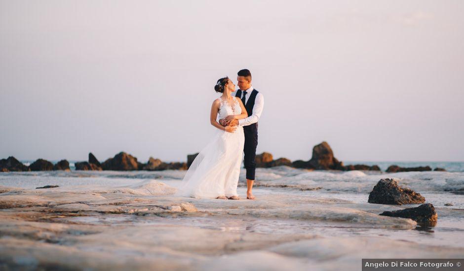 Il matrimonio di Andrea e Francesca a Licata, Agrigento