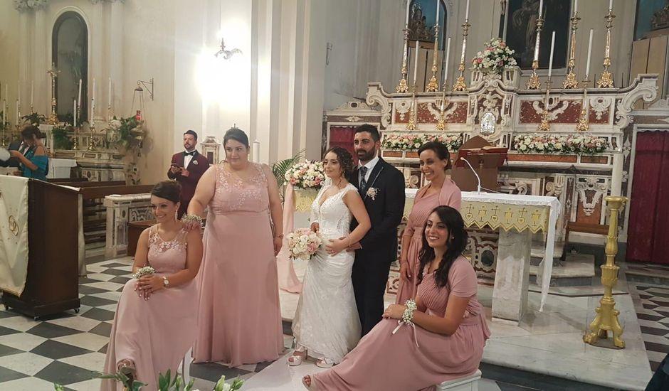 Il matrimonio di Fiorentino e Concetta a Capaccio Paestum, Salerno