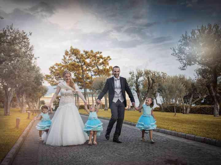 Le nozze di Marina e Raffaele