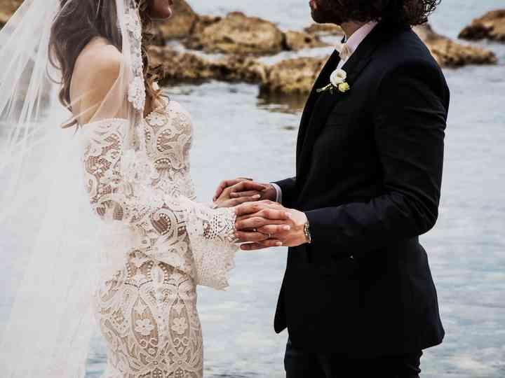 Le nozze di Valeria e Salvo