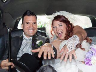 Le nozze di Melissa e Simone