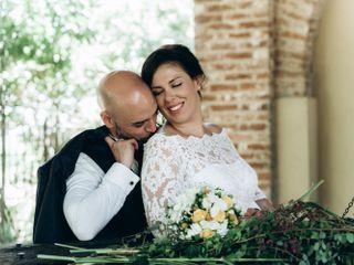 Le nozze di Lavinia e Alessandro