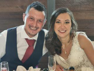 Le nozze di Nadia e Mirko