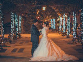 Le nozze di Domenico e Romana
