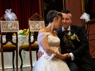 Le nozze di Antonio e Maria