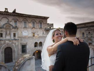 Le nozze di Carla e Cristian