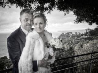 Le nozze di Veronika e Christian