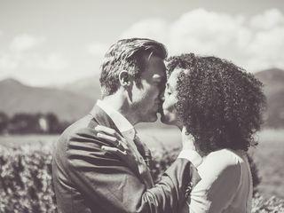 Le nozze di Lauren e Dan