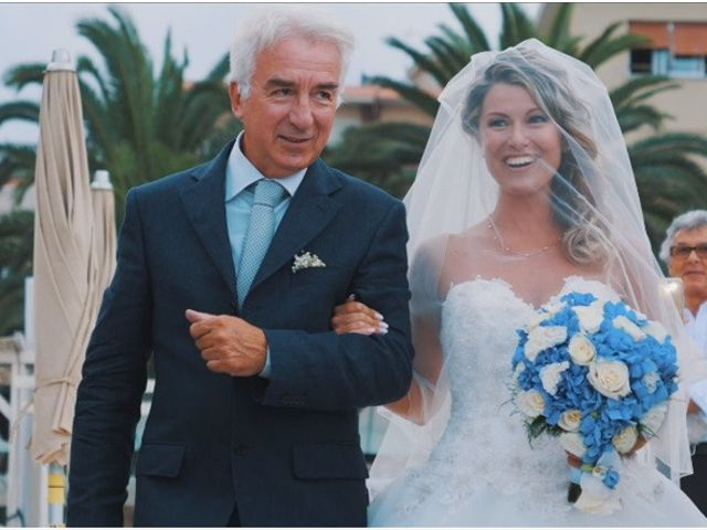 Il matrimonio di FEDERICO e ERIKA a Albissola Marina, Savona 14