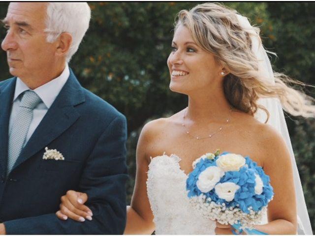 Il matrimonio di FEDERICO e ERIKA a Albissola Marina, Savona 15