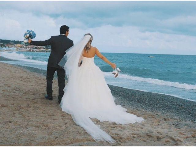 Il matrimonio di FEDERICO e ERIKA a Albissola Marina, Savona 19