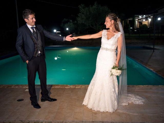 le nozze di Veronica e Cristian