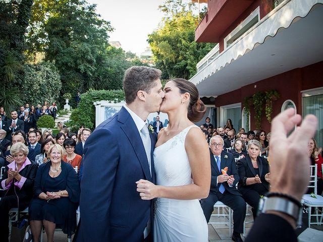 le nozze di Bruna e Andrea