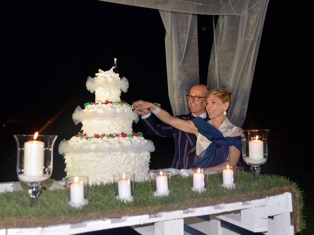 le nozze di Elisabetta e Sandro