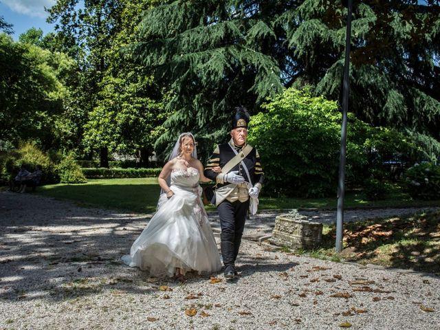 Il matrimonio di Matteo e Federica a Cornedo Vicentino, Vicenza 1