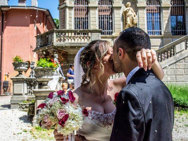 Il matrimonio di Matteo e Federica a Cornedo Vicentino, Vicenza 5