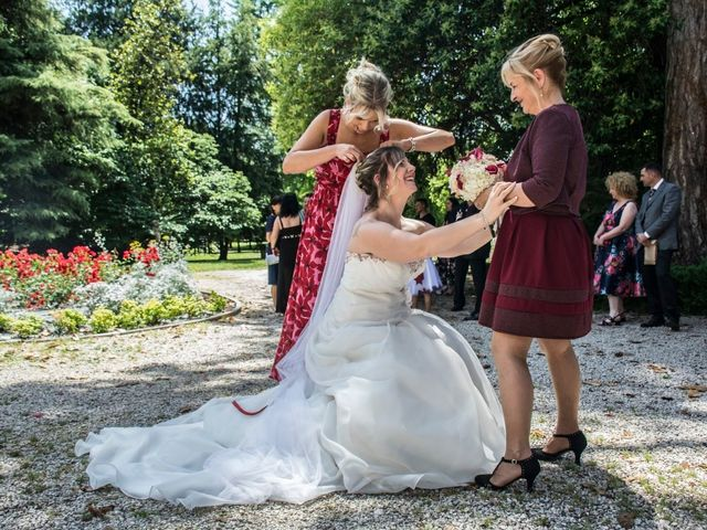 Il matrimonio di Matteo e Federica a Cornedo Vicentino, Vicenza 6