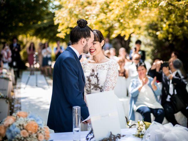 Le nozze di Stefania e Alex