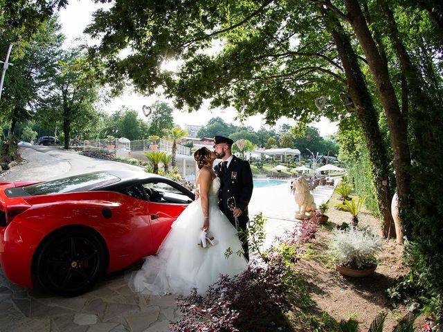 Le nozze di Filomena e Fabrizio