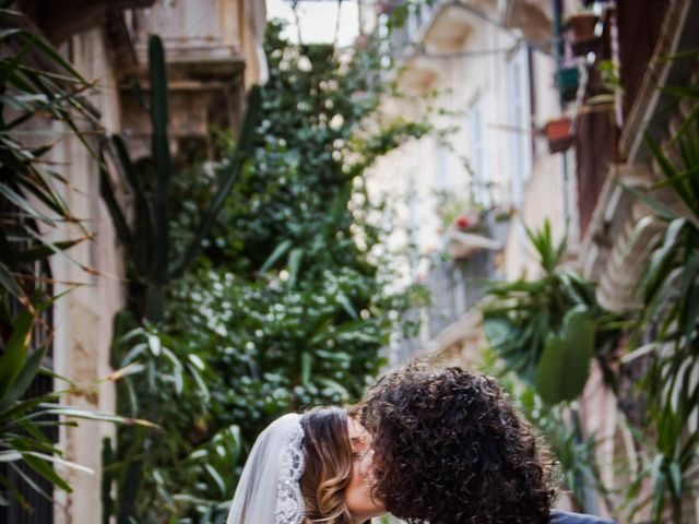 Il matrimonio di Salvo e Valeria a Siracusa, Siracusa 60