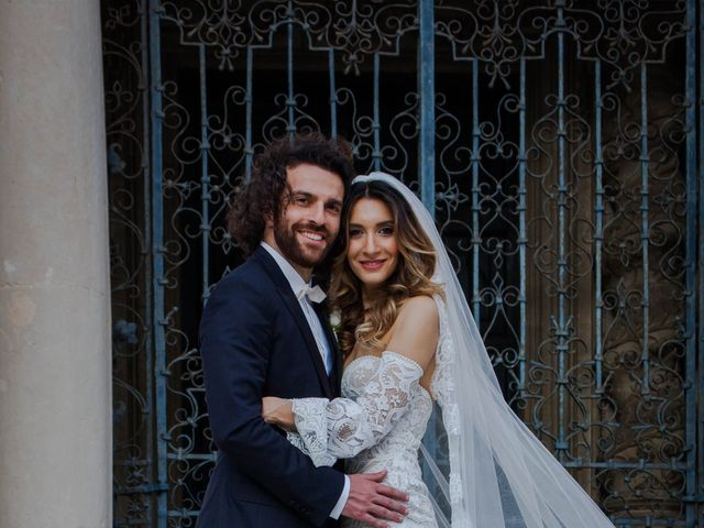 Il matrimonio di Salvo e Valeria a Siracusa, Siracusa 54