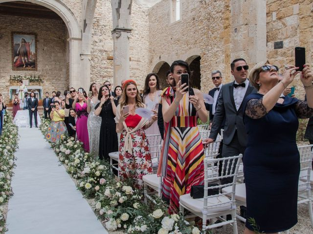 Il matrimonio di Salvo e Valeria a Siracusa, Siracusa 24